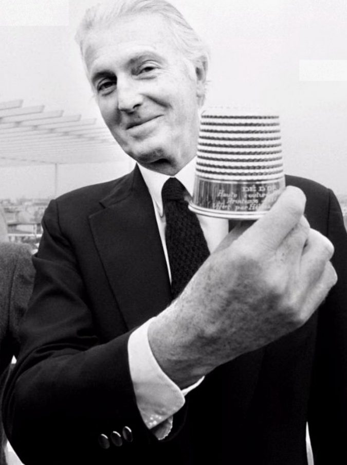 Hubert James Taffin de Givenchy, morto il famoso stilista: vestì Audrey Hepburn e Grace Kelly