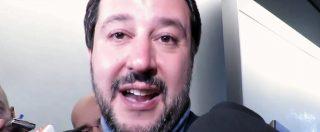 """""""Salvini, un'alleanza col M5s la farebbe?"""". Lui non esclude e ammette: """"Il centrodestra non è autosufficiente"""""""