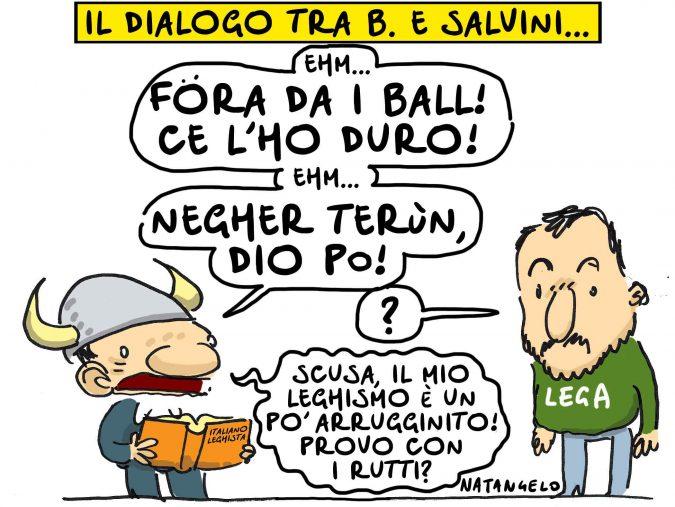 Italiano-Leghismo