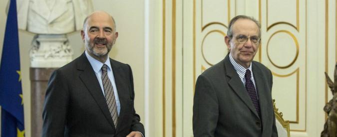 """Elezioni 2018, Pierre Moscovici smentisce Padoan: """"Italia elemento di incertezza? No, siamo sereni noi e i mercati"""""""