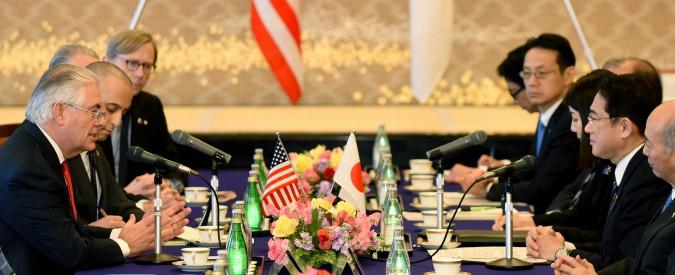 Addio di Tillerson. Ora Pechino teme i dazi, l'avvicinamento degli Usa a Taiwan e lo stop ai colloqui con la Nord Corea