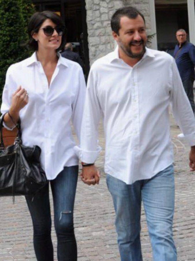 "Matteo Salvini e Elisa Isoardi, Dagospia rivela: ""Lei ha già una nuova fiamma. Vivono insieme a Montesacro"""