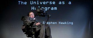 Stephen Hawking, sognava di superare Einstein e scommetteva enciclopedie di baseball con il premio Nobel Thorne