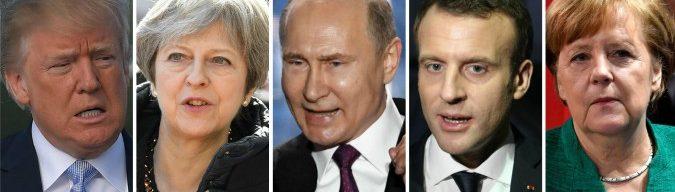 "Ex spia russa avvelenata, Trump, Merkel e Macron con May: ""Mosca viola regole"". Putin riunisce Consiglio di Sicurezza"