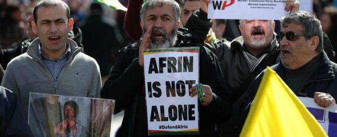 Siria, fermiamo il genocidio annunciato di Afrin