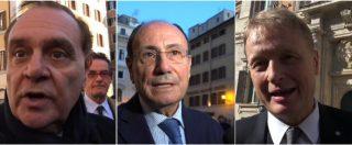 """La leghista Bongiorno presidente Senato? Fi: """"Nostro candidato è Romani"""". E Gasparri: """"M5s-Lega? Non esiste"""""""