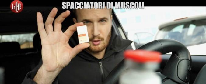 """Steroidi anabolizzanti, l'inchiesta delle Iene tra gli """"spacciatori di muscoli"""": tra loro personal trainer ma anche medici"""