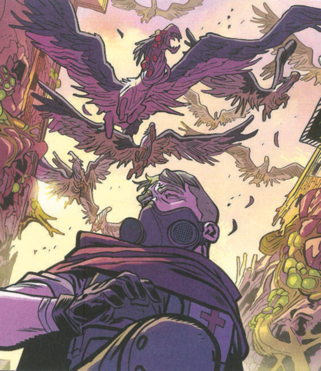La catastrofe (quasi) reversibile e senza zombi nella nuova serie di Kirkman
