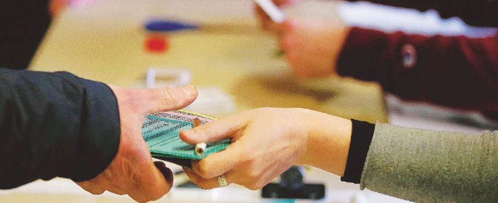 Da B. fino a Franceschini: cresce il partito del non-voto