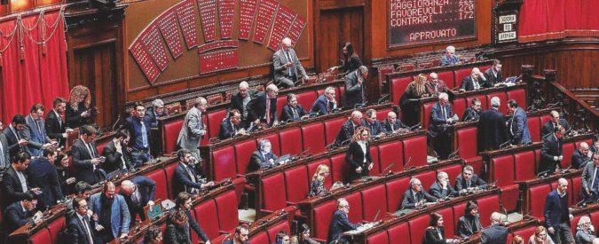 Bentornato Parlamento: adesso mettetelo a lavorare