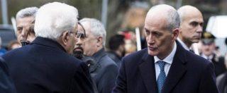 """Aldo Moro, Gabrielli a via Fani: """"Oltraggio a vittime nobilitare gli ex brigatisti in tv"""""""