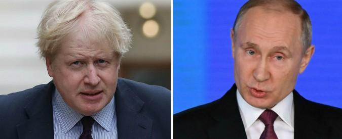 """Ex spia russa avvelenata, Regno Unito: """"È stato Putin a ordinare l'uso del gas"""". Cremlino: """"Scioccante dare la colpa a lui"""""""