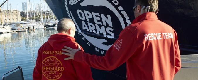 """Migranti, giudice: """"Nave Open Arms resta sequestrata ma non sussiste associazione a delinquere"""""""