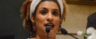 """Brasile, in migliaia in piazza per la morte dell'attivista Marielle Franco. """"Uccisa con proiettili venduti alla polizia"""""""
