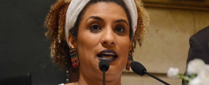 """Marielle Franco, ministro della Sicurezza: """"Anche politici coinvolti nell'omicidio"""""""