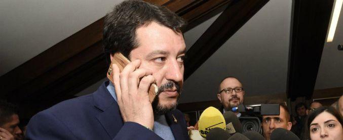 """Salvini: """"Con Fi totale condivisione"""". Ma Brunetta: """"Lui è leader della Lega, non del centrodestra. Pd non va emarginato"""""""