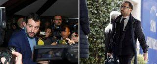 """Prescrizione, Bonafede: """"Scollegata da riforma del processo penale"""". Salvini: """"Senza la seconda la prima non esiste"""""""