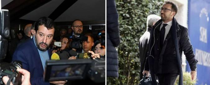 """Fondi Lega, Colle: """"All'oscuro di contatti per un incontro con Salvini"""". Bonafede: """"No a scenari da Seconda Repubblica"""""""