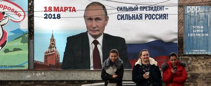 Caso Skripal, la sfida di Putin all'Europa Ricompattare i russi e portarli alle urne