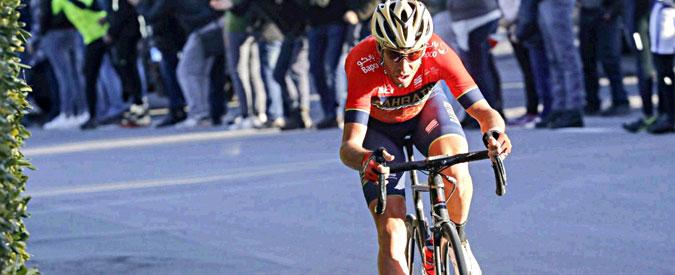 Ciclismo, Vincenzo Nibali vince per la prima volta la Milano-Sanremo dopo la fuga in salita