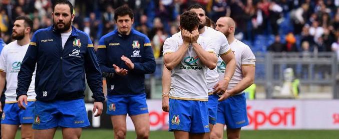 Rugby, l'Italia sa solo perdere: è la peggior squadra di sempre del Sei Nazioni