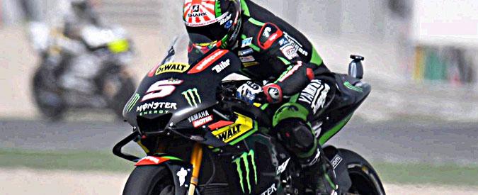 MotoGp, in Qatar la prima pole di stagione alla Yamaha Tech 3 di Johann Zarco