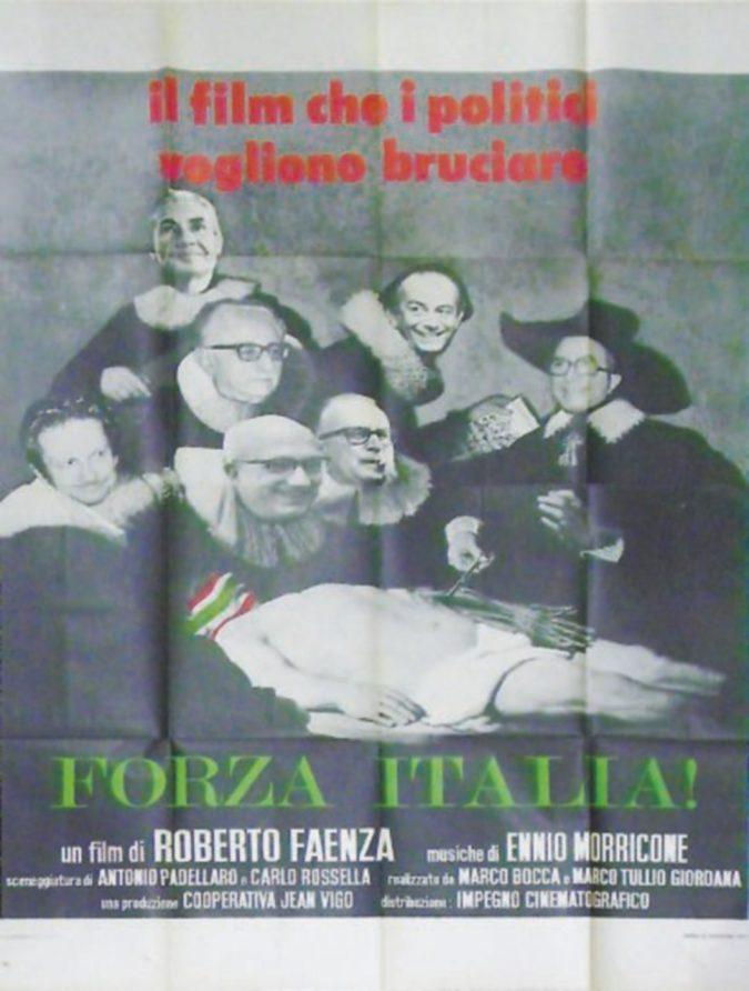 """Moro, """"attore"""" in Forza Italia! e lo sfascio del Paese della Dc"""