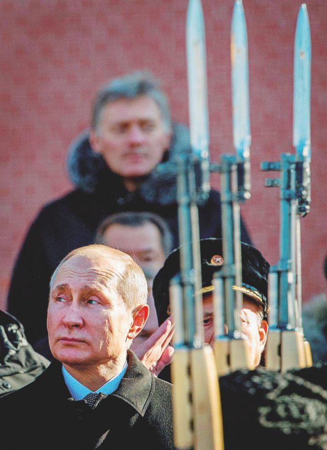 Putin pareggia May: espelle 23 inglesi e li mette nelle urne