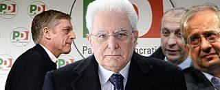 """Pd, da Veltroni a Calenda fino a Cacciari: """"Se lo chiede Mattarella è giusto trattare per un governo con il M5s"""""""