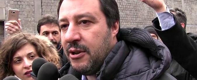 Reddito di cittadinanza, Salvini: 'Lavoriamo a incentivo di avviamento al lavoro. Per il governo parliamo con tutti'