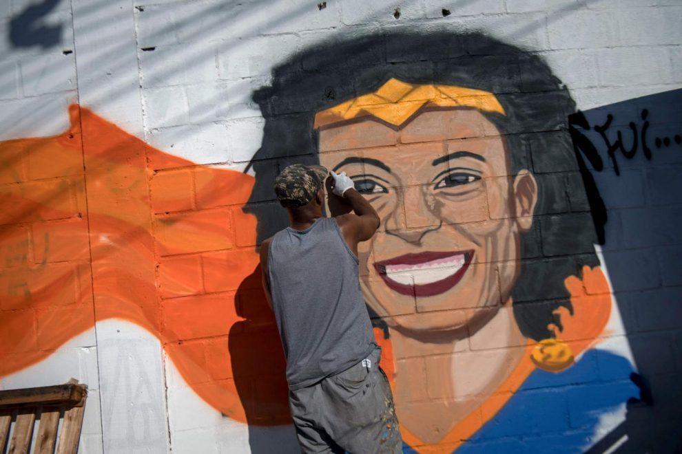 Risultati immagini per marielle franco brasile