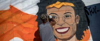"""Marielle Franco, marcia nella favela a Rio de Janeiro. """"Omicidio per silenziare critiche contro la polizia"""""""