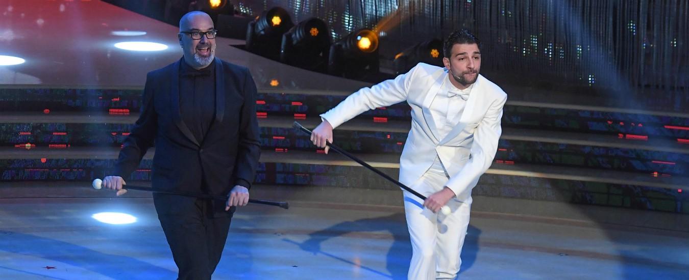 Ballando con le stelle, a Zazzaroni vorrei dire che 'l'estetica del ballo' non è uomo-donna