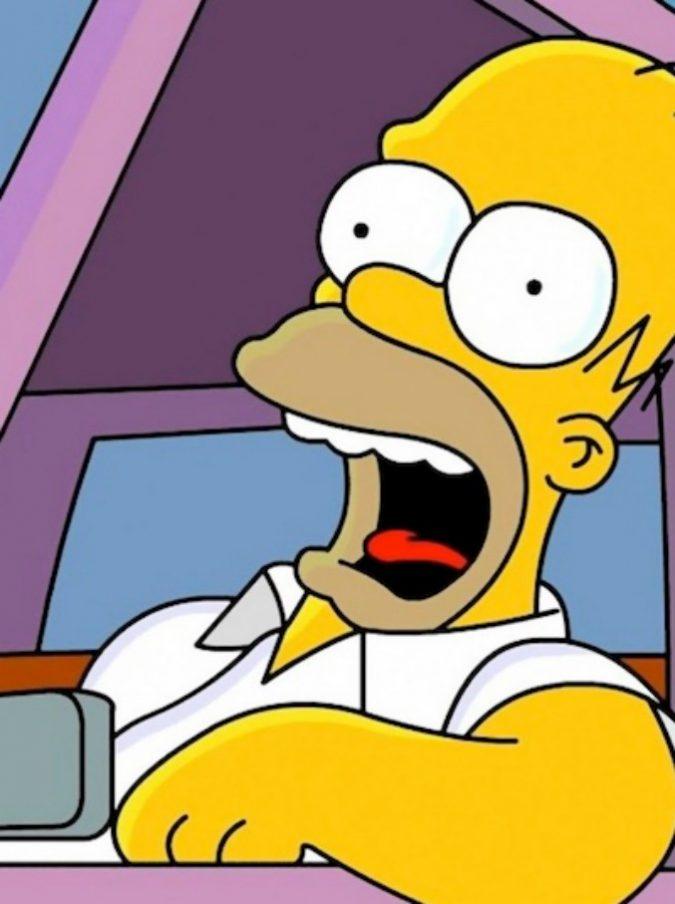 Inghilterra, fermato dalla polizia mostra la patente di Homer Simpson: denunciato