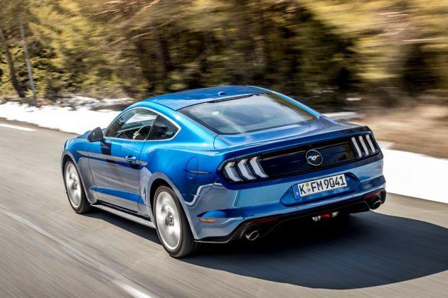 Ford Mustang, la prova de Il Fatto.it – L'America al volante