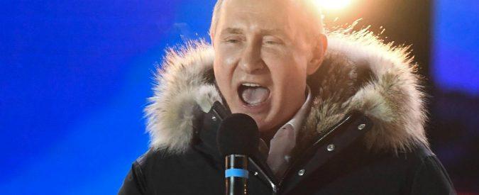 Elogio della Russia di Putin