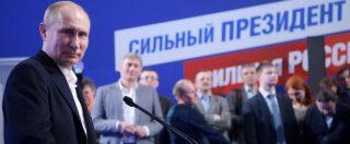 Elezioni Russia, la quarta volta di Putin Tre russi su 4 hanno scelto ancora lo zar 'Grazie a Regno Unito +10% di affluenza'
