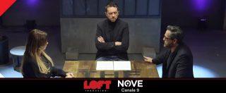 """The Match, arriva su Nove il nuovo programma tv di Andrea Scanzi: """"Due persone a confronto, due tesi opposte"""""""