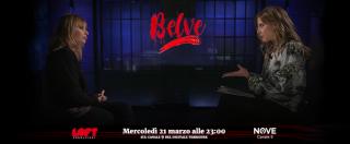 """Belve, Alessandra Mussolini ospite di Francesca Fagnani: """"Perdonare mio marito? Non si perdona! Si vive"""""""