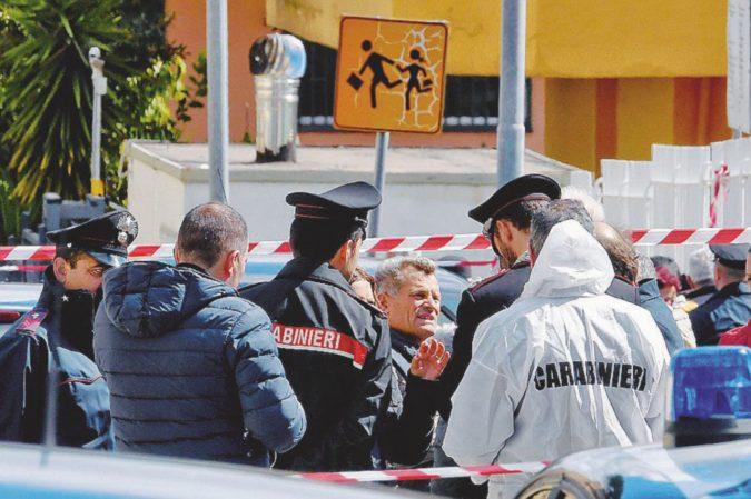 Napoli, uccisa dal marito denunciato 10 giorni fa