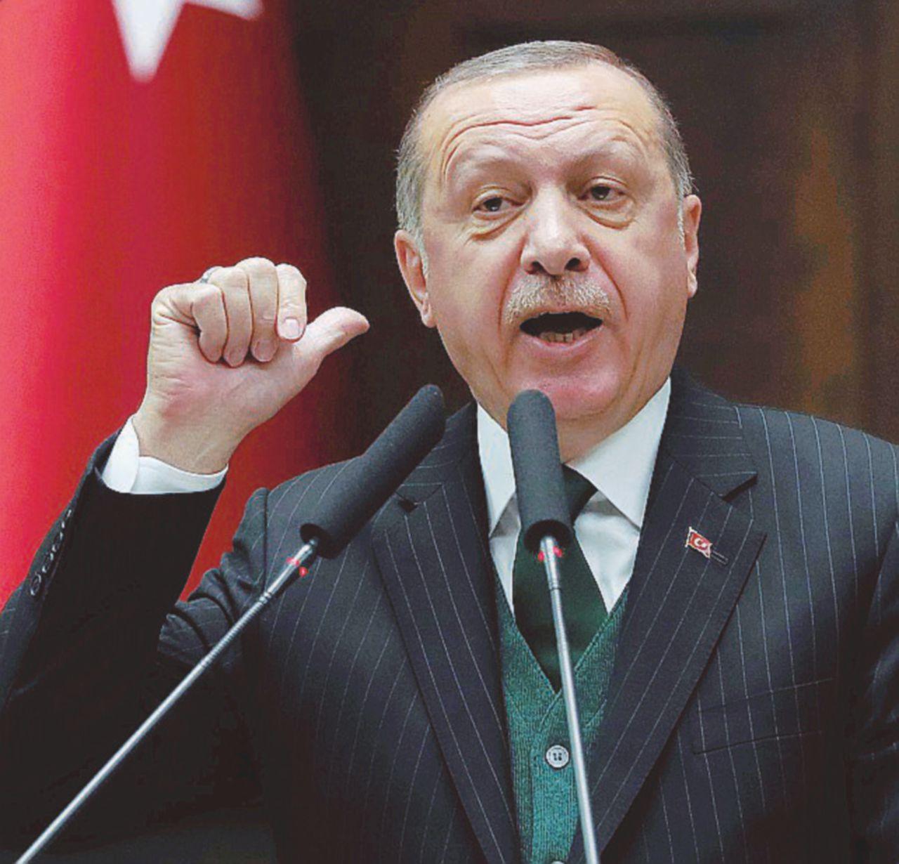 "Erdogan batte cassa: ""Fermati altri 3.000, pagateci"""