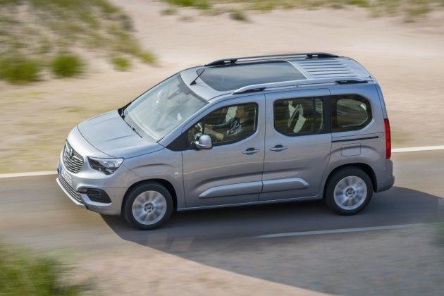 Opel Combo Life, il multispazio che sembra una familiare – F