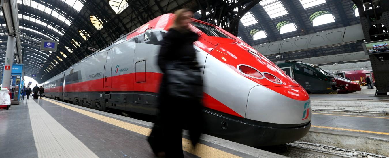 """Brescia, soppresso Frecciarossa diretto a Napoli: """"I 2 macchinisti erano ubriachi"""""""