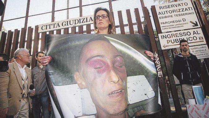 """""""Cucchi era gonfio, perdeva sangue. Disse: i carabinieri si sono divertiti"""""""
