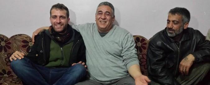"""Afrin. Jacopo, italiano tra gli sfollati """"Racconto la resistenza dei curdi, 200mila profughi e nessun aiuto internazionale"""""""