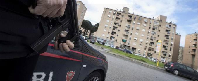 """Roma, l'ombra di Senese sui traffici dei casalesi a San Basilio: """"Modello Scampia. Droga motore di criminalità e mafie"""""""