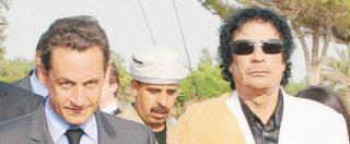 """Sarkozy indagato e posto sotto controllo giudiziario per i finanziamenti illeciti dalla Libia: """"Ha negato tutto"""""""