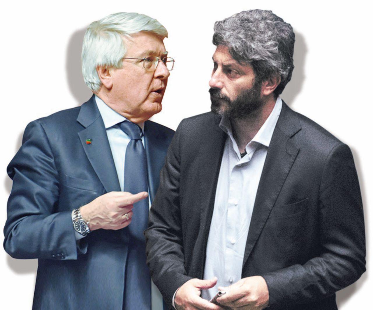In Edicola sul Fatto del 22 marzo: Caso Romani FI propone un presidente condannato per peculato