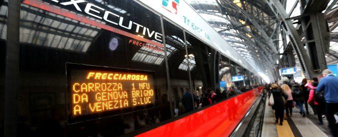 Ho provato il Frecciarossa Genova-Venezia e ho sperato che i cinesi comprassero FS
