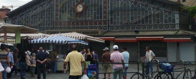 Torino, Appendino per la città interculturale. Ma che ne sarà del mercato delle pulci?